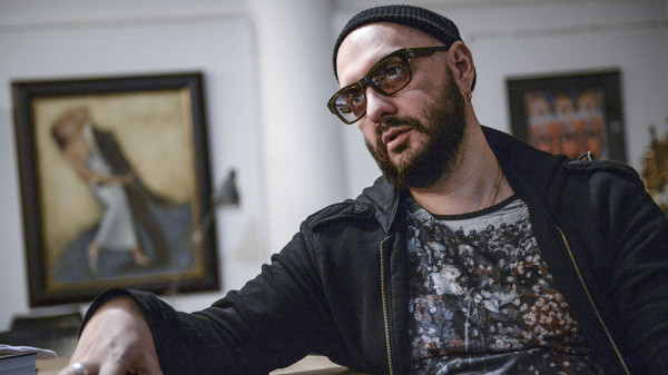 Серебренников заявил о столкновении театра с репрессивной машиной