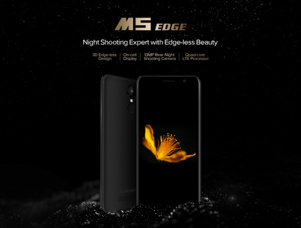 Leagoo M5 Edge можно купить с хорошей скидкой