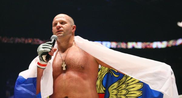 Фёдор Емельяненко хочет реванша после поражения от Митриона
