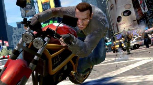 Игра GTA вдохновила геймера на реальное преступление