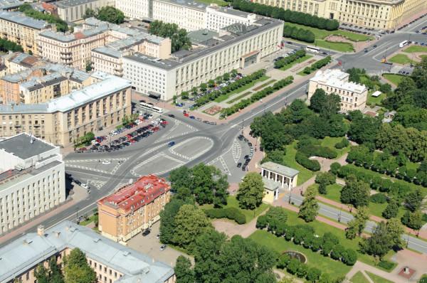 Улица Пролетарской Диктатуры в центре Петербурга получит свое историческое название