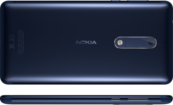 В России дан старт продажам смартфона Nokia 5