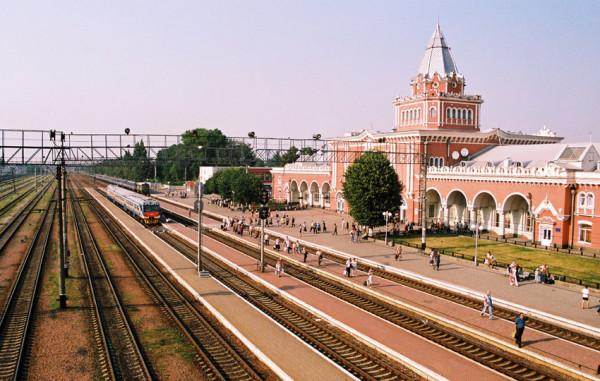 В Москве появятся два новых ж/д вокзала