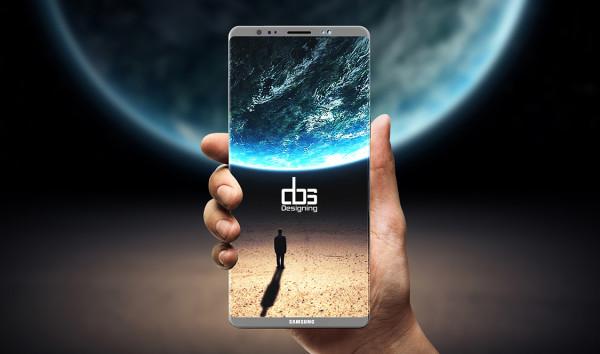 Samsung анонсировала выход самого дорого смартфона Galaxy Note 8