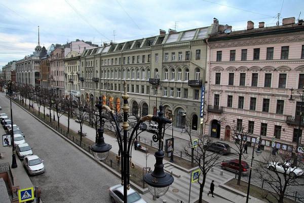 Россия продаст Финляндии историческое здание в Санкт-Петербурге