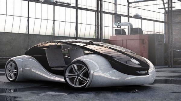 Apple арендует автомобили у Hertz для тестирования автопилота