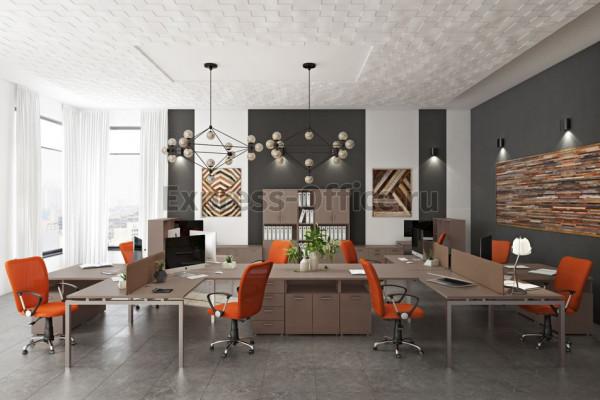 Современный офис: стиль во многом зависит от мебели