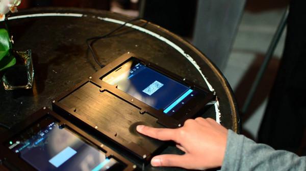 Qualcomm изобрела революционный сканер отпечатков пальцев