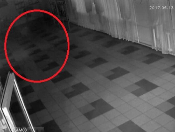 По воронежской школе среди дня разгуливали призраки