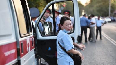 Два человека погибли в Киргизии в результате взрыва газовоза