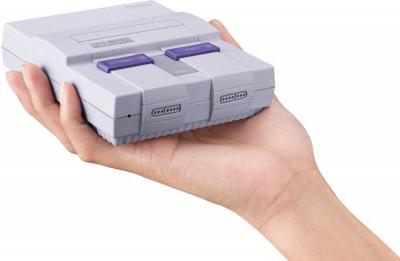 Nintendo перезапустит консоль SNES Classic Mini 29 сентября