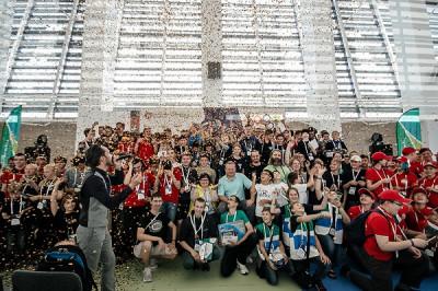 Названы победители Всероссийской Робототехнической Олимпиады