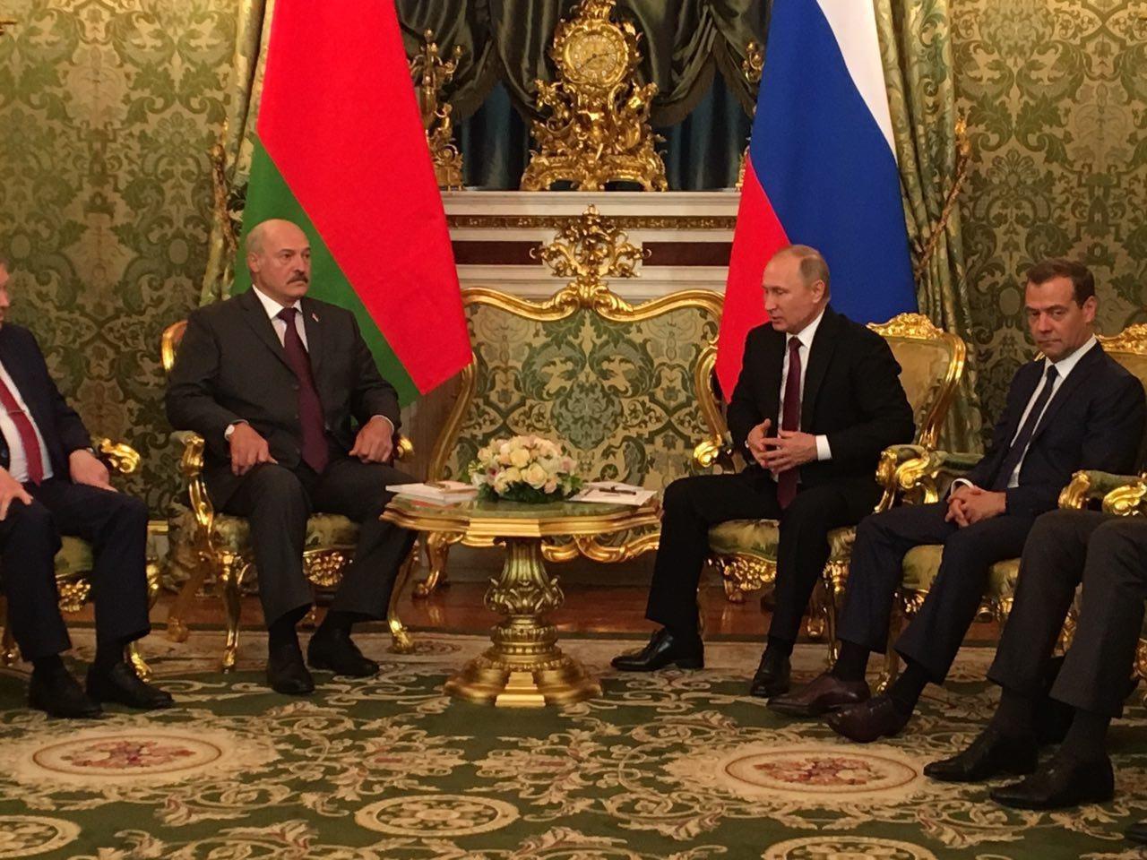 Специалист овстрече В.Путина иЛукашенко ипрорыве всоюзном строительстве