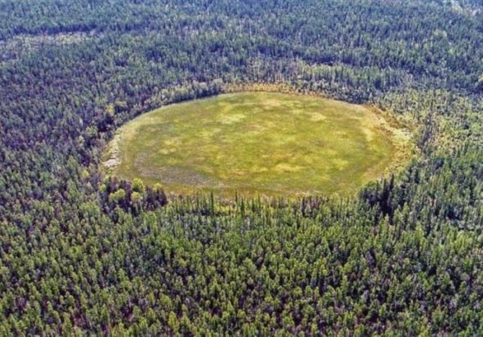 Русский ученый разгадал загадку падения Тунгусского метеорита