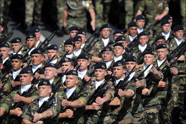 ЛНР: Вукраинской армии появится «иностранный легион»