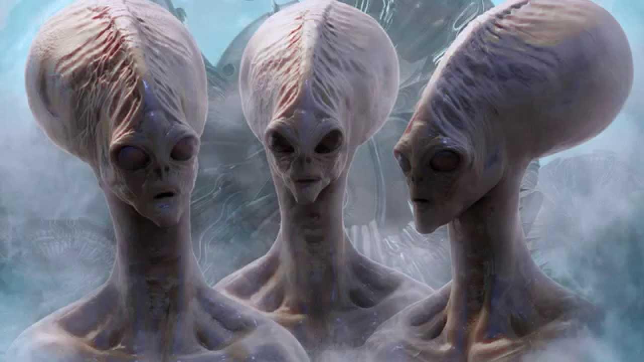 ЦРУ открыло секрет посещения Земли НЛО