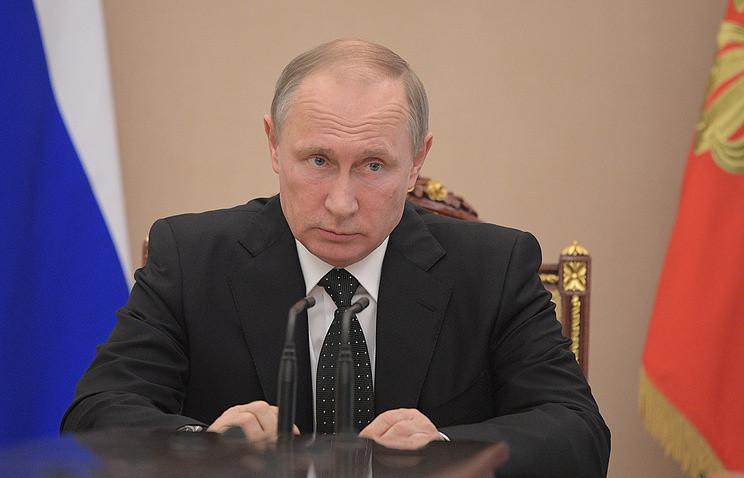 Путин подписал изменения взакон овоенном положении