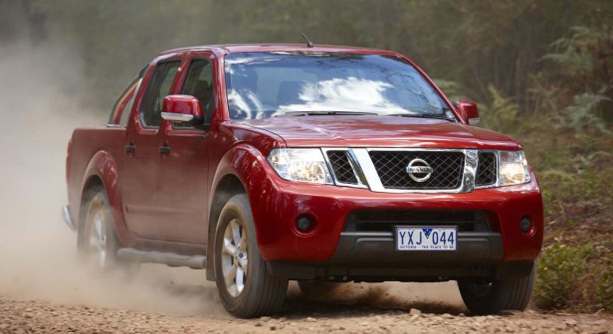 Nissan Navara выходит на авторынок