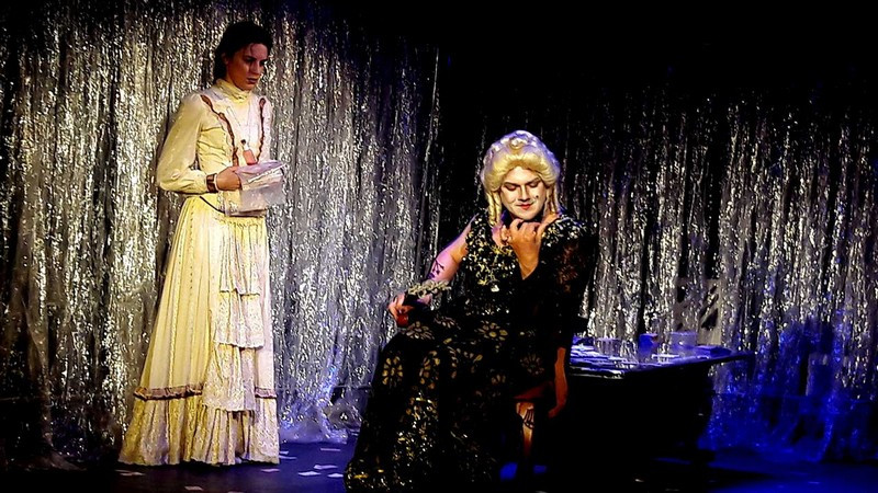 Актер-мужчина получил приз за дамскую роль нафестивале вЕкатеринбурге