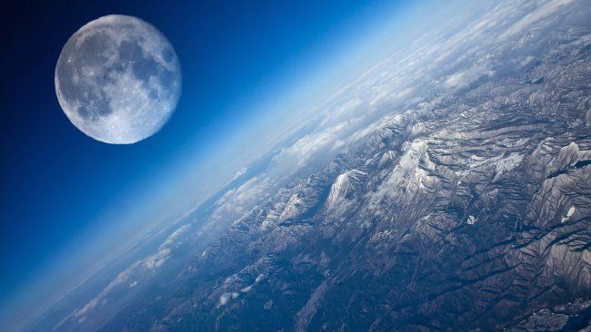 Луна в древности обладала уникальной атмосферой — ученые