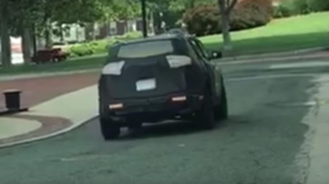 Обновлённый Jeep Cherokee 2018 замечен натестах вСША