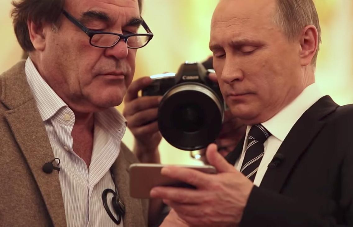 Уфимский видеооператор подаст всуд наОливера Стоуна занарушение прав автора