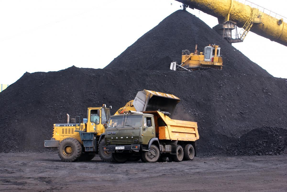 Цена американского угля для государства Украины составит неменее $110-130 затонну