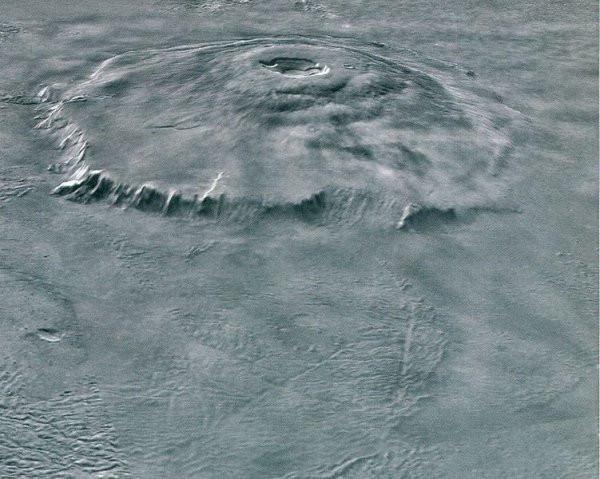 ВNASA показали новое «лицо» Марса