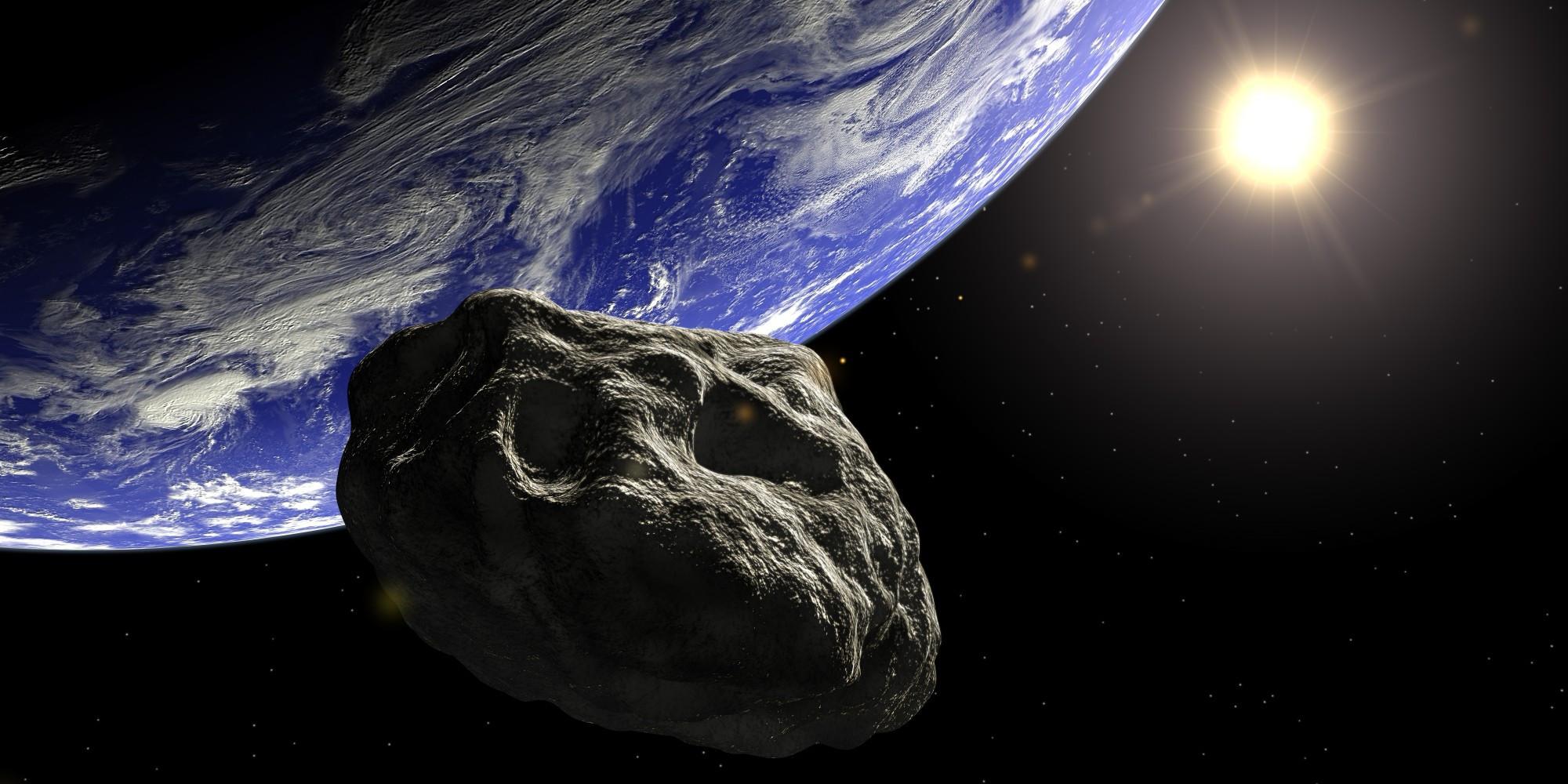 Ученые вычислили размер астероида, способного уничтожить Землю
