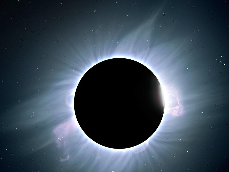Ученые предупредили, что солнечные затмения вскором времени  прекратятся