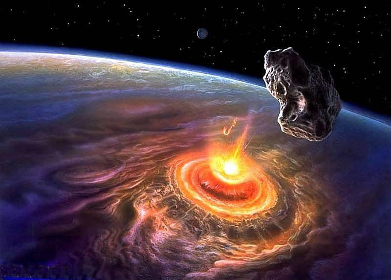 11июля около Земли пролетит астероид диаметром 260 метров