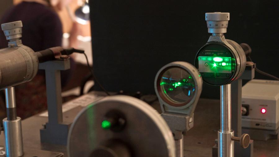 В сельском хозяйстве впервые применят лазерные технологии
