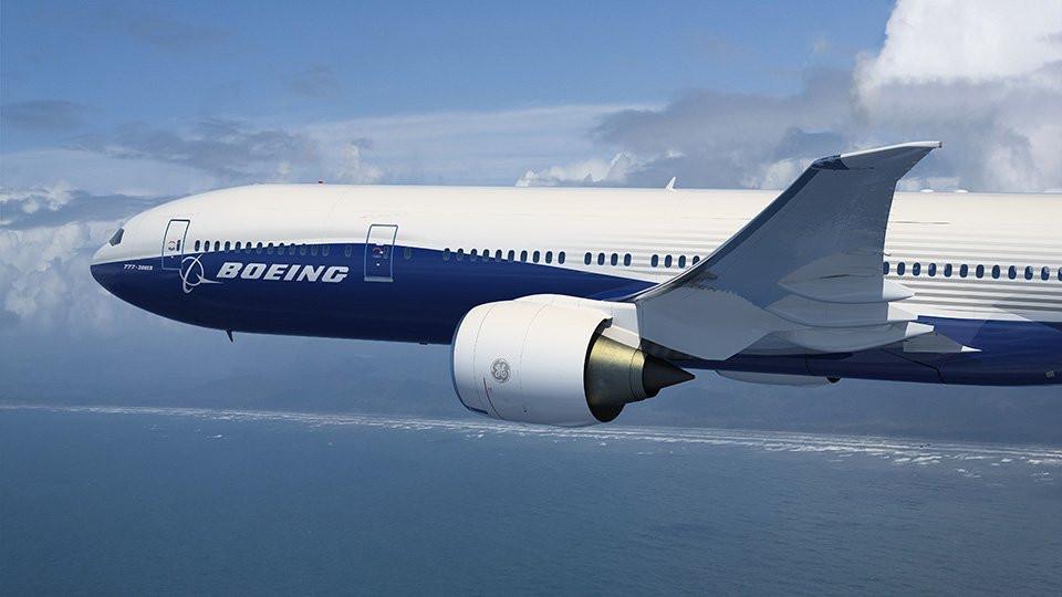 Самолет, летевший изАмстердама встолицу Украины, вернули наполпути