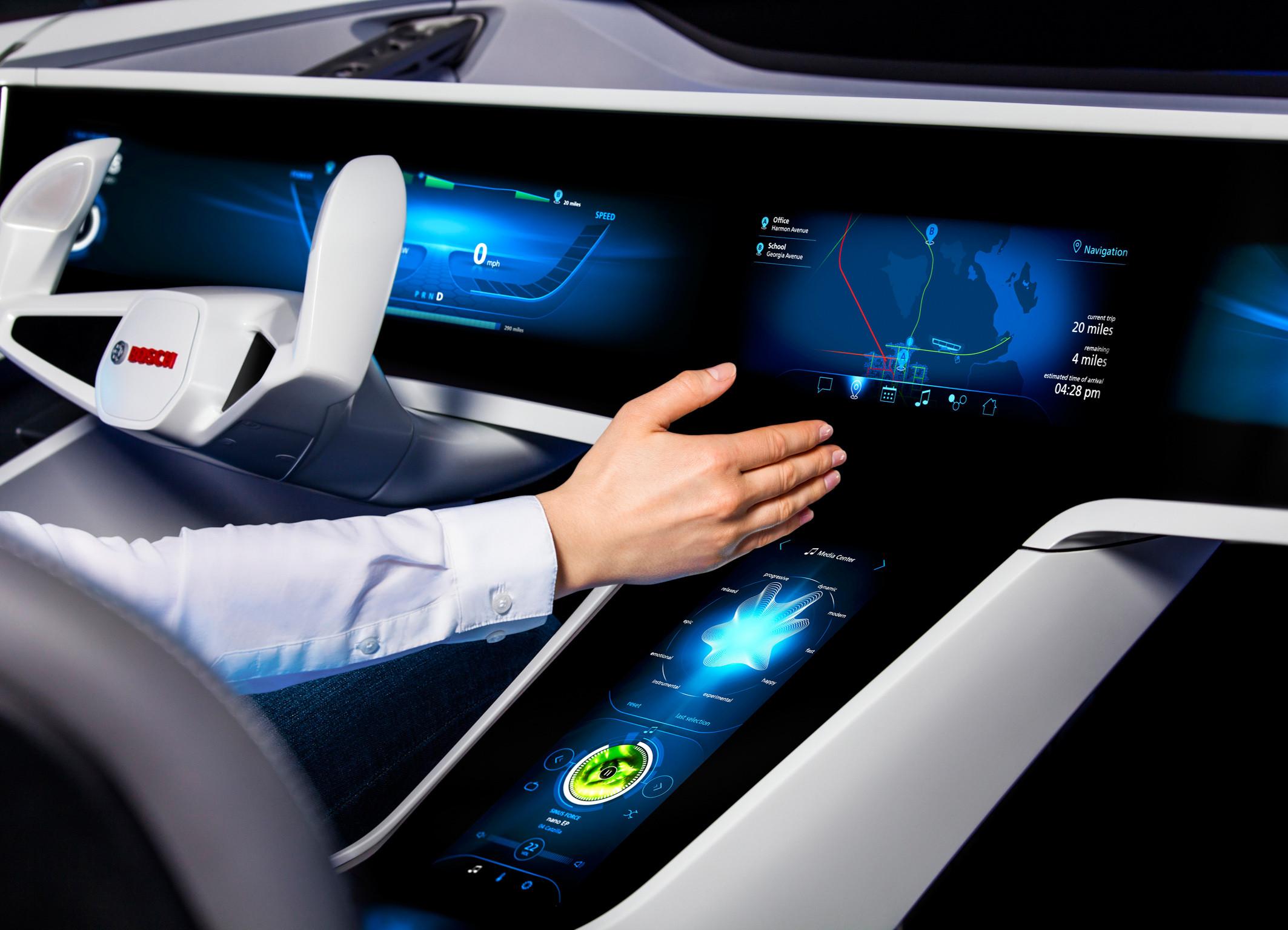 Специалисты Bosch прогнозируют взлет спроса насистемы помощи шоферу