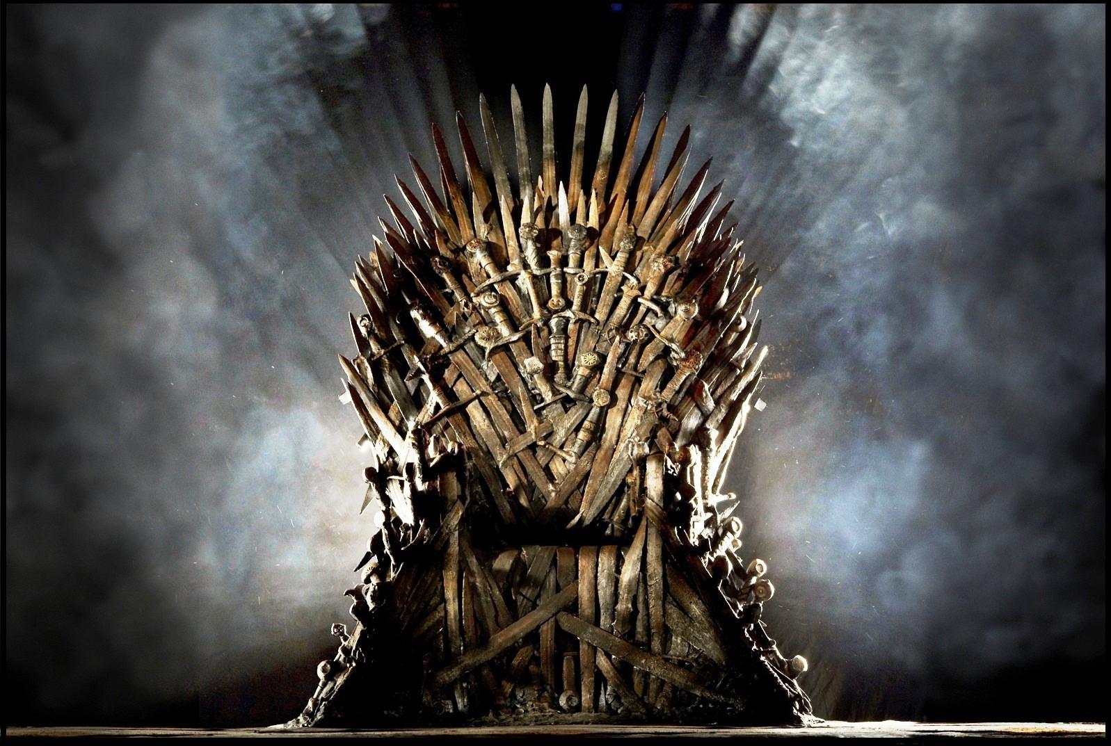 Рисунки трона из игры престолов