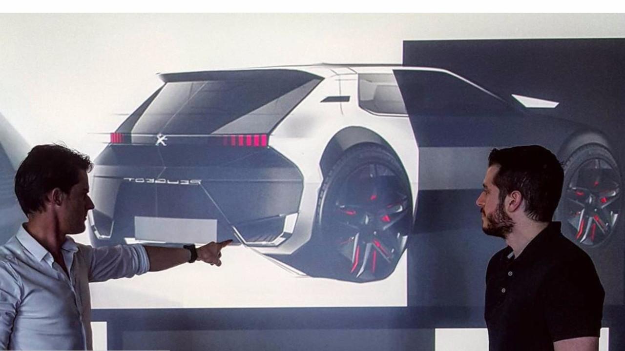 Компании Пежо посоветовали возродить легендарную модель 205 GTI