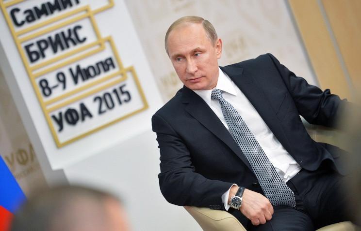 Путин призвал G20 сосредоточиться навопросах положительной динамики в повсеместной торговле