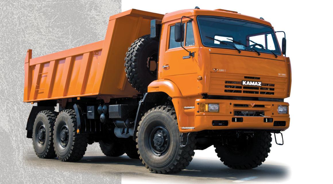 КАМАЗ запервое полугодие выпустил 16,5 тысячи фургонов