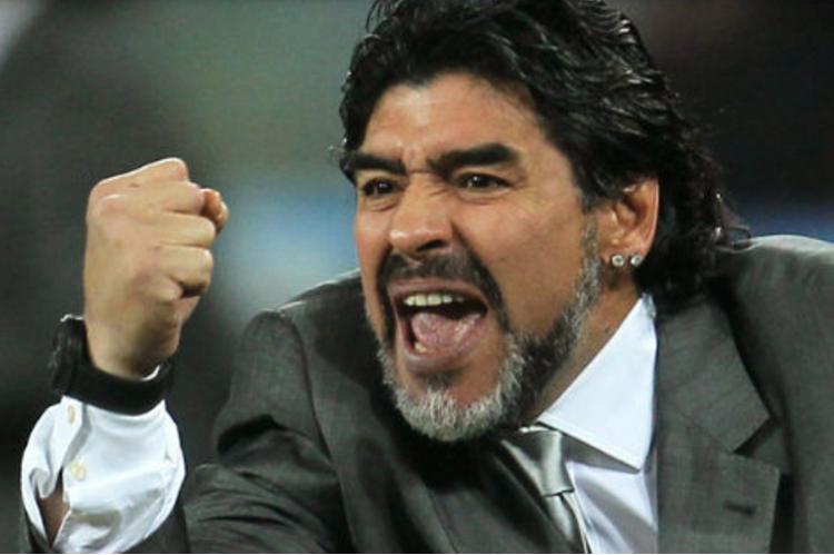 Мутко сказал, кто будет тренером сборной— Марадона или Черчесов