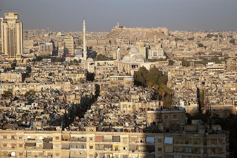 Премьера спектакля всирийском Алеппо состоялась при аншлаге