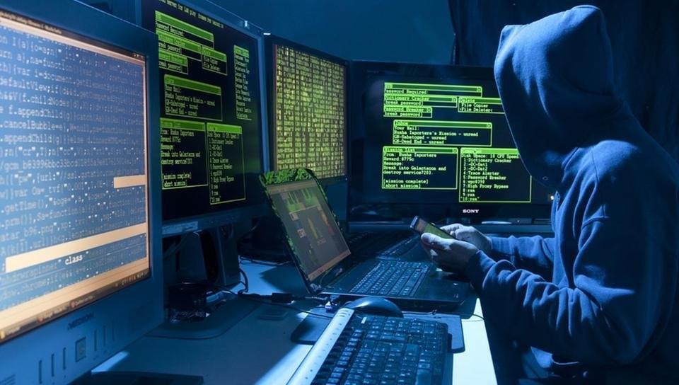 Немецкая милиция нашла ресурс скрадеными паролями иадресами электронной почты