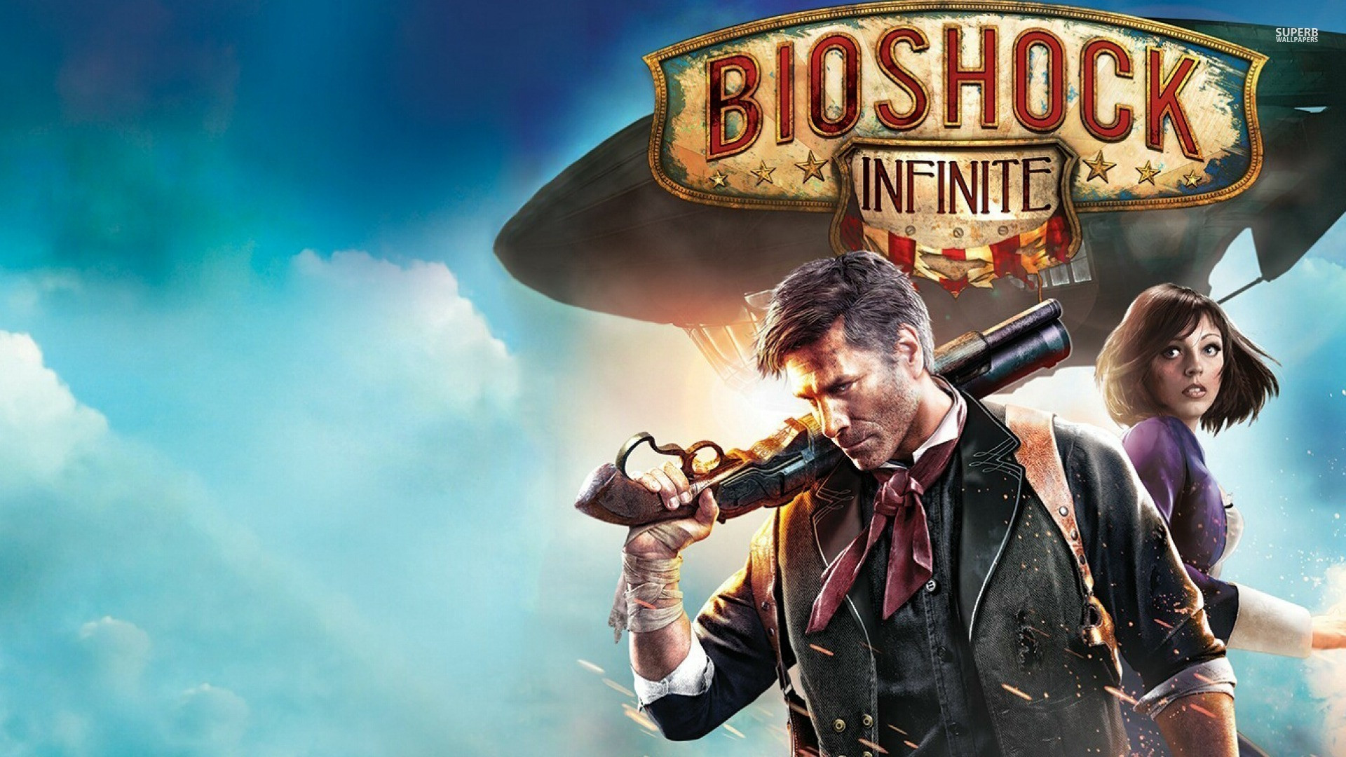 Создатели BioShock анонсировали City ofBrass