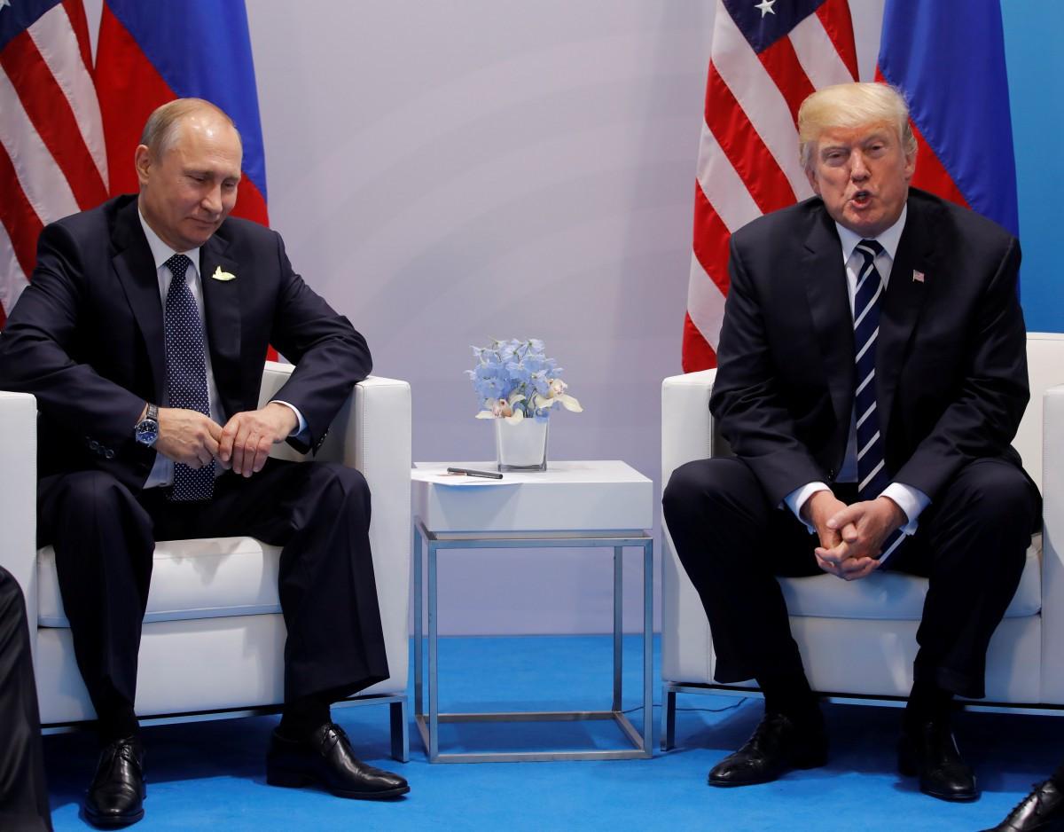 Русские иукраинские интересы совпадают— Путин