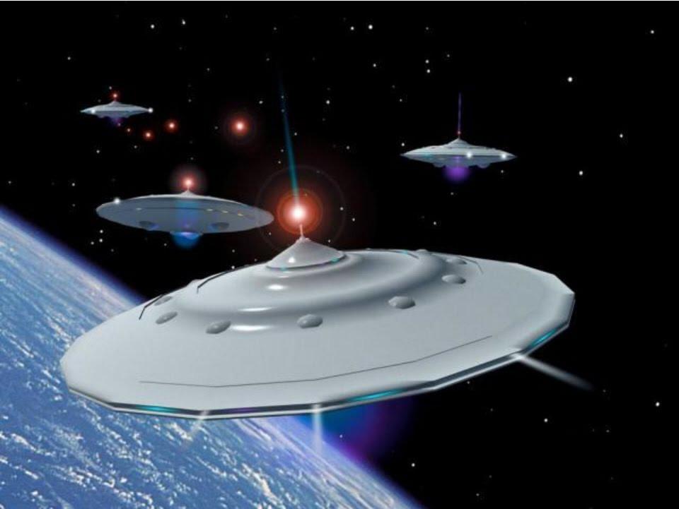 Уфолог заметил на видео с МКС мистическую вспышку инопланетян