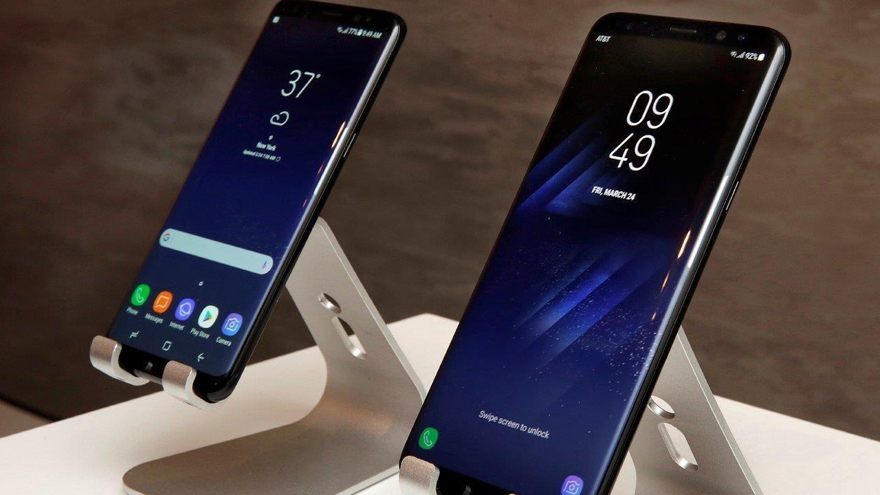 Самсунг Galaxy S8 клиенты назвали лучшим телефоном нарынке