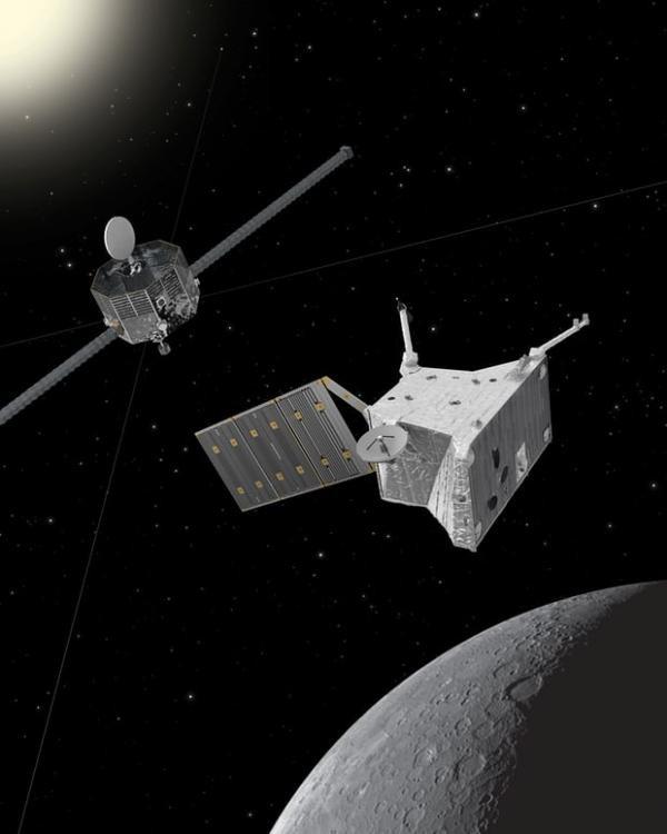 Ученые: Полет к Меркурию может помочь в поисках внеземной жизни