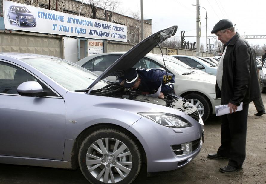 В Российской Федерации изменился процесс регистрации транспортных средств
