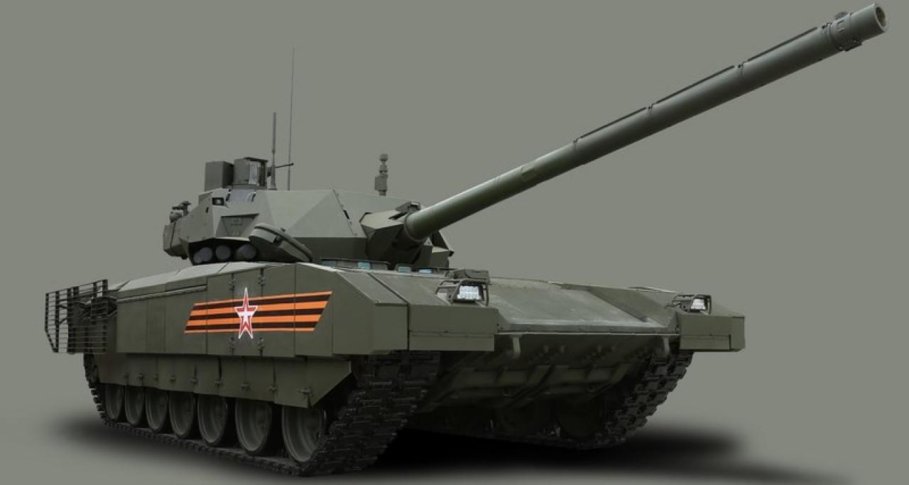 Производство танка наплатформе «Армата» стартует через два года