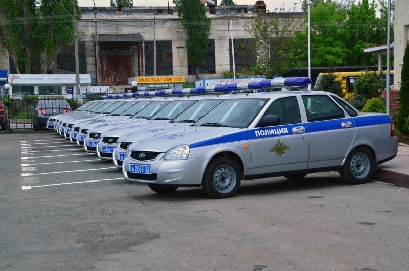МВД Прикамья купит себе 63 новых автомобиля
