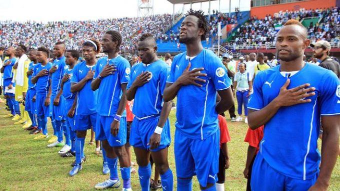 Вратарь футбольной сборной Сьерра-Леоне скончался ввозрасте 25 лет